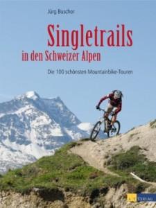 Singletrails in the Swiss Alps